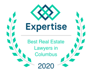 expertise best real estate lawyers in Columbus award